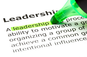 Leadership = making tough decisions that not everyone will agree.