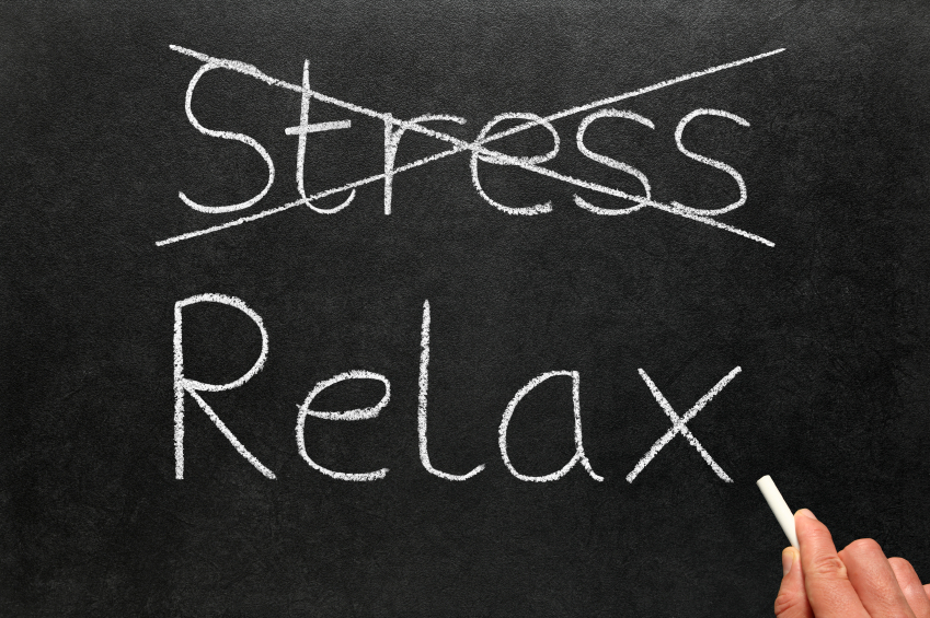 Relaxation VS Stress