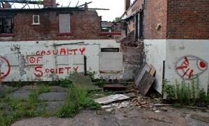 A broken society