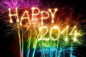 Happy new year it's 2014